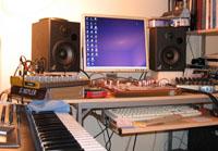 Schuyler's Desk